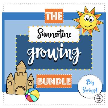 Everything SUMMER - GROWING Bundle