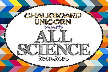 Bundle: Everything Science Anchor Charts