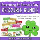 Everything St. Patrick's Day!  Music Resource Bundle - Var
