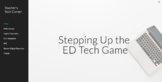 Everything Technology for Teachers Website