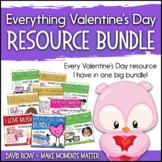 Everything Valentine's Day!  Music Resource Bundle - Variety Pack
