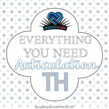 Everything You Need! ArticulationTH