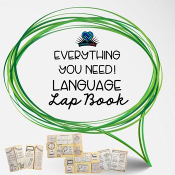 Everything You Need! Language Lap Book
