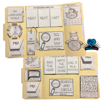 Everything You Need! Lap Book Bundle