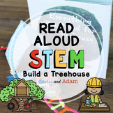 Everything You Need for a Treehouse Read Aloud End of the Year STEM Challenge