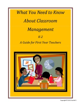 What You Need to Know About Classroom Management first year teachers