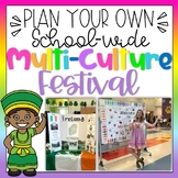 Everything You Need to Plan a Multi-Cultural Festival (Editable!)