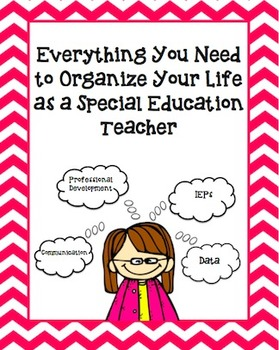 Everything You Need to Survive as a Special Education Teacher