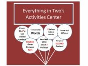 Everything in 2's Activities Center