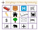 Everything in its Place - Community & Mapping (ENGLISH)