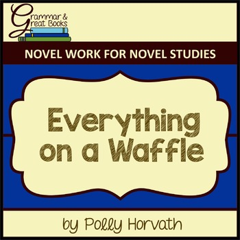 Everything on a Waffle: Novel Work for Possessive Nouns