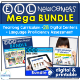 Everything you Need for ELL Newcomers {MEGA BUNDLE}