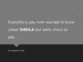 Everything you ever needed to know about Sheila in 'An Inspector Calls'