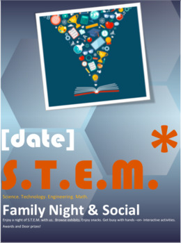 Everything you need to run a School Wide STEM/Science Fair