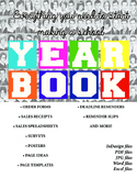 Everything you need to start making a YEARBOOK