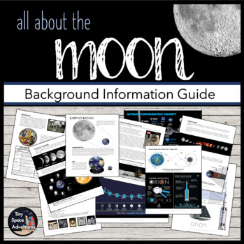 Everything you want to know about the MOON and more!