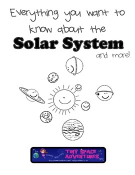 Everything you want to know about the SOLAR SYSTEM and more!