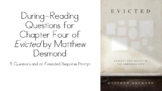 Evicted by Matthew Desmond - During Reading Activity for Chapter Four