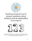 Evidence-Based Answers as EASY AS 1-2-3!!