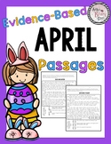 Evidence-Based April Fluency and Comprehension Passages