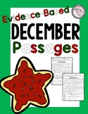Evidence-Based Comprehension and Fluency Passages for December