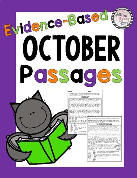 Evidence-Based Comprehension and Fluency Passages for October
