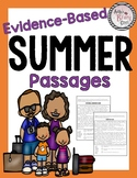Evidence-Based Comprehension and Fluency Passages for Summer