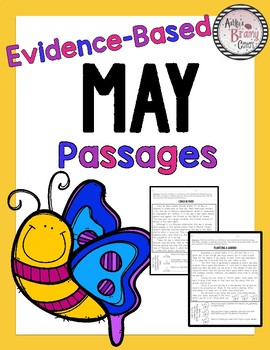 Evidence-Based Fluency and Comprehension Passages for May
