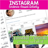 Instagram Activity - An Evidence-Based Resource