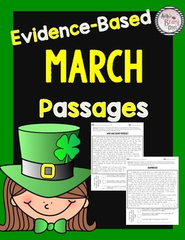 Evidence-Based March Fluency and Comprehension Passages