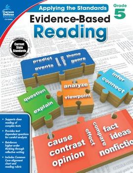 Evidence Based Reading Grade 5 SALE 20% OFF! 104834