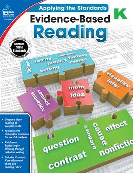 Evidence Based Reading Grade K SALE 20% OFF! 104829
