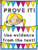 Writing Prompts: Evidence Based Terms