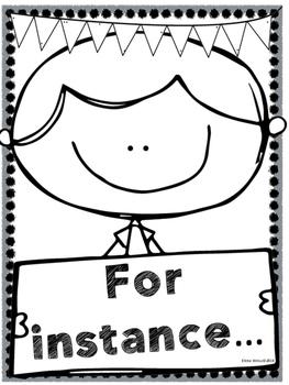 Evidence Based Terms: ELA POSTERS! FREEBIE:)