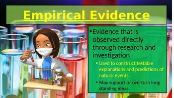 Evidence Based Thinking: Presentation and Notes