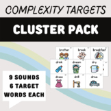 Evidence-Based Treatment Words for Phonological Disorders: Cluster Bundle