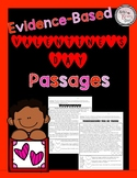 Evidence-Based Valentine's Day Fluency and Comprehension Passages