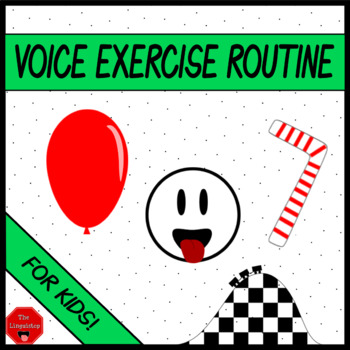 Voice Exercise Routine for Kids