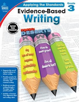 Evidence Based Writing Grade 3 SALE 20% OFF! 104826