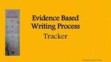 Evidence Based Writing Process Tracker