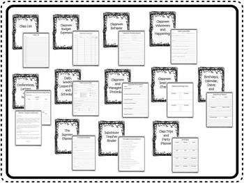 Evidence Binder Support Documentation Files