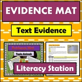 Evidence Mat: Matching Text with Claims