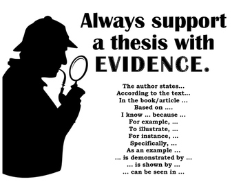 Evidence Poster/Handout