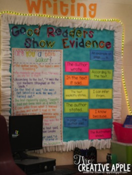Evidence Talkers: Evidence Board Cards