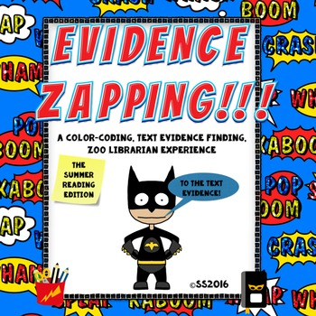 Finding Proof-Text Evidence-Making Inferences-Context Clues (PRIMARY)