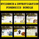 Evidence and Investigation Forensics Bundle