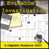 Evidence and Investigation Forensics Unit