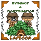 Evidence and Investigation Lapbook