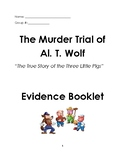 Evidence booklet- The murder trial of Al. T. Wolf