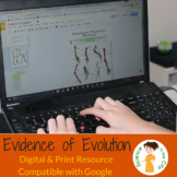 Evidence for Evolution Digital and Paper Resource